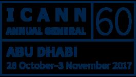60th International Public ICANN Meeing | 28 October - 3 November 2017 | Abu Dhabi, UAE