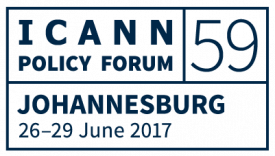 58th International Public ICANN Meeting | 11 - 16 March 2017 | Copenhagen, Denmark