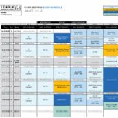 ICANN64 Block Schedule