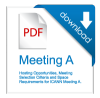 Download Community Forum (Meeting A)